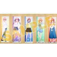 The Quintessential Quintuplets Big Tapestry