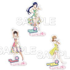 Love Live! Sunshine!! Unit AZALEA Acrylic Stand Collection