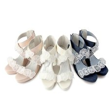 LIZ LISA Flower Sandals
