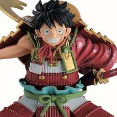 Ichibansho Figure One Piece Armor Warrior Luffytaro