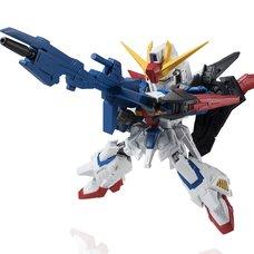 NXEdge Style Mobile Suit Zeta Gundam Z Gundam + Hyper Mega Launcher