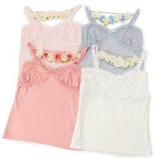 LIZ LISA Rose Charm Camisole