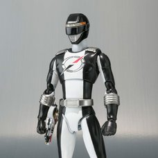 S.H.Figuarts Power Rangers Operation Overdrive Blue & Black Overdrive Rangers