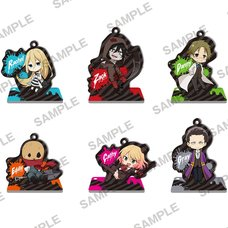 Angels of Death Acrylic Stand Figure Collection Box Set