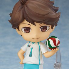 Nendoroid Haikyu!! Second Season Toru Oikawa (Re-run)