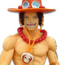 One Piece Magazine Figure Special Episode Luff Vol. 2: Portgas D. Ace