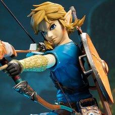 The Legend of Zelda: Breath of the Wild Link: Collectors Edition Statue