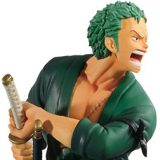 Log File Selection -Fight- One Piece Vol. 1: Roronoa Zoro