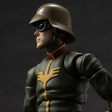 Gundam Military Generation Mobile Suit Gundam Principality of Zeon Army Soldier 01