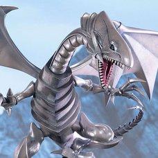 Yu-Gi-Oh! Blue-Eyes White Dragon: White Variant PVC Statue