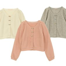 Honey Salon Little Rose Soft Cardigan