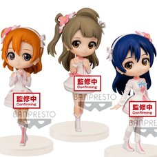 Q Posket Petit Love Live! Second-Year Students