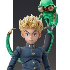 Super Action Statue: JoJo's Bizarre Adventure Part 4 Koichi Hirose & Echoes (Act 1)