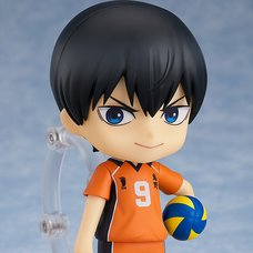 Nendoroid Haikyu!! To the Top Tobio Kageyama: The New Karasuno Ver.