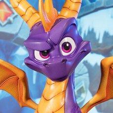 Spyro the Dragon Spyro Grand-Scale Bust: Standard Edition