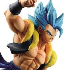 Dragon Ball Super Super Saiyan Blue Gogeta Z-Battle Figure