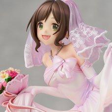 THE IDOLM@STER CINDERELLA GIRLS Miku Maekawa: Dreaming Bride Ver. Limited Edition 1/7 Scale Figure