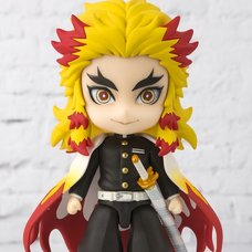 Figuarts Mini Demon Slayer: Kimetsu no Yaiba Kyojuro Rengoku