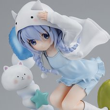 Is the Order a Rabbit? Bloom Chino: Tippy Hoodie Ver. 1/6 Scale Figure