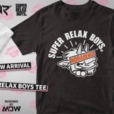 Nora-Rengo Black T-Shirt