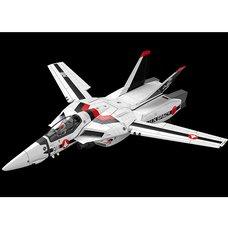 Macross: Do You Remember Love? PLAMAX MF-45 Minimum Factory VF-1 Fighter Valkyrie 1/20 Scale Plastic Model Kit