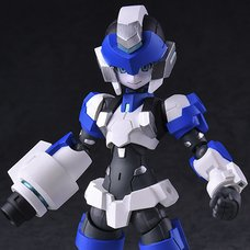 Robot Neoanthropinae Polynian ST Peace Clay M Type Ver. Regnart Non-Scale Figure