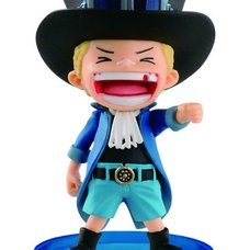 One Piece World Collectible Figures - History of Sabo