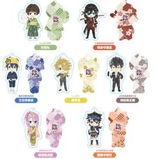 Zoku Touken Ranbu -Hanamaru- Soft Keychain Collection
