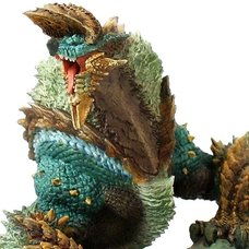 Capcom Figure Builder Creators Model: Monster Hunter Thunder Wolf Wyvern Zinogre (Re-run)