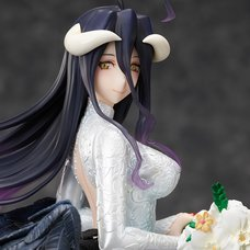 Albedo: Wedding Dress Ver. 1/7 Scale Figure