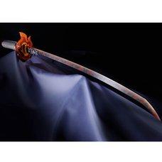 Proplica Demon Slayer: Kimetsu no Yaiba Nichirin Sword (Kyojuro Rengoku)