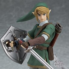 figma The Legend of Zelda Link: Twilight Princess Ver. DX Edition (Re-run)