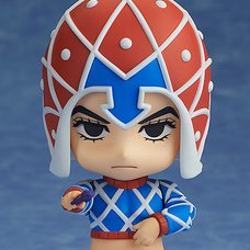 Nendoroid JoJo's Bizarre Adventure: Golden Wind Guido Mista