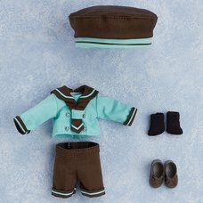 Nendoroid Doll: Outfit Set (Sailor Boy - Mint Chocolate)
