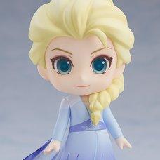 Nendoroid Frozen 2 Elsa: Travel Dress Ver.
