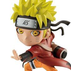 Chibi Masters Naruto Shippuden Naruto Uzumaki