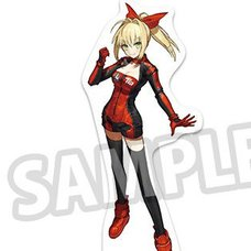 TYPE-MOON Racing Fate 15th Anniversary Edition Nero Claudius (Suit Ver.) Acrylic Stand