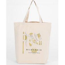 Fate/Grand Order - Absolute Demonic Front: Babylonia Gilgamesh Tote Bag