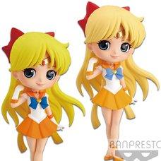 Q Posket Sailor Moon Eternal the Movie Super Sailor Venus