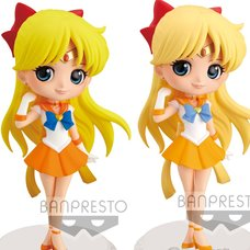 Q Posket Sailor Moon Eternal the Movie Super Sailor Venus