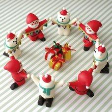 concombre Xmas Mini Figure Ornaments Vol. 1