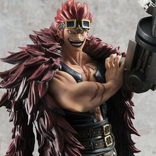 "Portrait of Pirates One Piece Limited Edition Eustass ""Captain"" Kid (Re-run)"