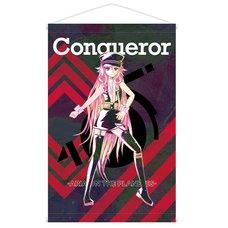 IA × Ani-Art Conqueror B2-Size Tapestry