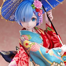 Re:Zero -Starting Life in Another World-  Rem: Japanese Doll Ver. 1/4 Scale Figure