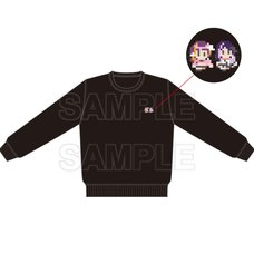 Love Live! Sunshine!! Saint Snow Embroidered Sweatshirt
