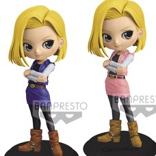 Q Posket Dragon Ball Z Android 18