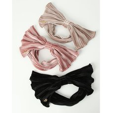 Honey Salon Pleated Headband