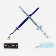 Sword Art Online: Alicization Metal Charm Collection