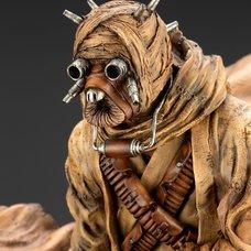 ArtFX Artist Series Star Wars: A New Hope Tusken Raider: Barbaric Desert Tribe