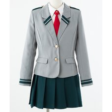 My Hero Academia U.A. High School Girl's Uniform